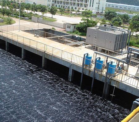 印染污水处理成功案例