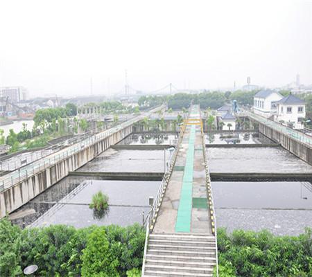 浙江台州污水处理厂