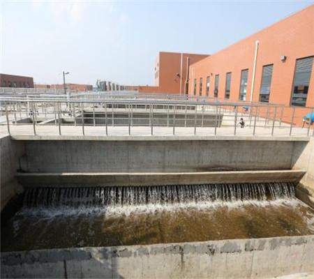 郑州新区污水处理厂